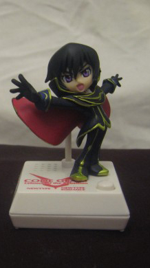 главная фотография Code Geass Chibi Voice I-doll: Lelouch Lamperouge Newtype Limited Edition