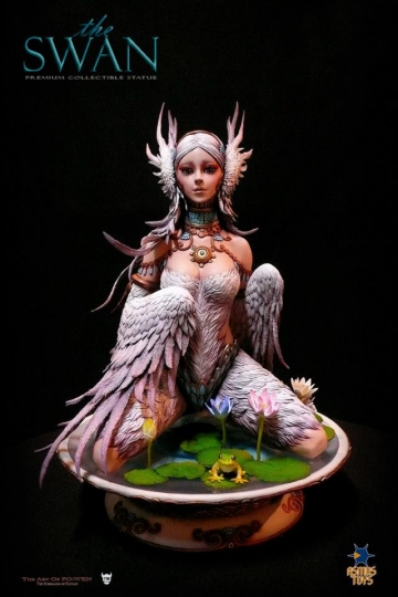 главная фотография Premium Collectible Statue The Swan White Ver.