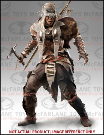 главная фотография Assassin's Creed III Action Figure Series 1: Ratohnhake:ton