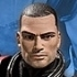 Mass Effect 2 Action Figures Series 1 Commander Shepard