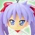 Lucky Kuji Lucky☆Star 2: Hiiragi Kagami Charm Shrine Maiden Ver.