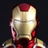 Iron Man 3 Mark 42 Bust