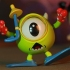 CosBaby (S) Monsters Inc.: Mike Diver Ver.