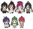фотография D4 Series Magi Rubber Strap Collection Vol.2: Ren Hakuryuu