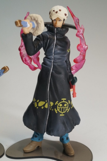 главная фотография One Piece Attack Motions Vol. 9 Punk Hazard: Trafalgar Law Secret Ver.