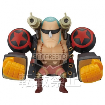главная фотография One Piece World Collectable Figure ~One Piece Film Z~ vol.3: Franky