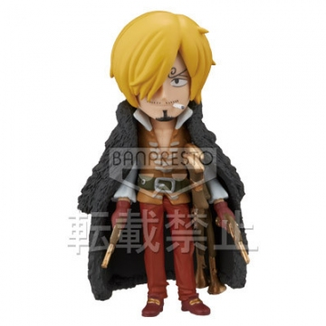 главная фотография One Piece World Collectable Figure ~One Piece Film Z~ vol.3: Sanji