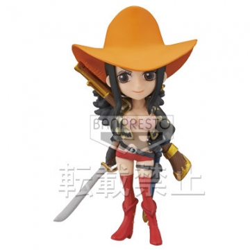 главная фотография One Piece World Collectable Figure ~One Piece Film Z~ vol.3: Nico Robin