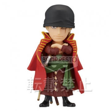главная фотография One Piece World Collectable Figure ~One Piece Film Z~ vol.3: Roronoa Zoro