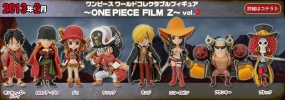 фотография One Piece World Collectable Figure ~One Piece Film Z~ vol.3: Franky