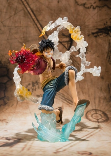 главная фотография Figuarts ZERO Monkey D. Luffy Battle Ver.