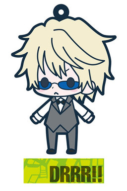 главная фотография es Series Rubber Strap Collection Durarara!!: Heiwajima Shizuo