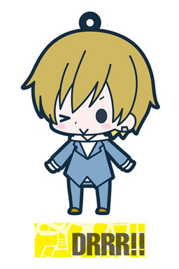 главная фотография es Series Rubber Strap Collection Durarara!!: Kida Masaomi