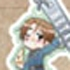 Axis Powers Hetalia Metal Charm Collection B: Northern Italy (Veneziano)