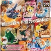 фотография ONE PIECE Log Box Sorezore no Seichou Hen: Luffy & Jinbei & Robin & Chopper