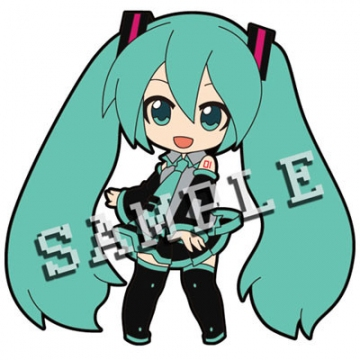главная фотография Pic-Lil! -Project DIVA- Trading Strap Track 04: Hatsune Miku Ver. 2