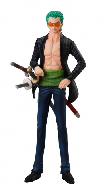 главная фотография Super One Piece Styling Film Z Special Box 4: Roronoa Zoro