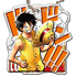 One Piece - CSQ -Capsule Square- Luffy