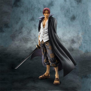 главная фотография Portrait Of Pirates DX Red-Haired Shanks Marineford ver.