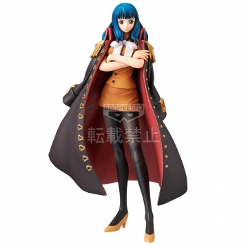 главная фотография The Grandline Lady One Piece Film Z DX Figure vol.1 Ain