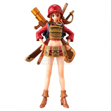 главная фотография The Grandline Lady One Piece Film Z DX Figure vol.1 Nami