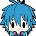 D4 Series DRAMAtical Murder Rubber Strap Collection: Seragaki Aoba
