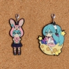 фотография Pic-Lil! Hatsune Miku Rubber Strap #06: Hatsune Miku LOL -lots of laugh- Ver.