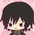Rubber Strap Collection Code Geass Hangyaku no Lelouch Stage 1: Lelouch Lamperouge