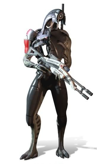главная фотография Mass Effect 2 Action Figures Series 2: Legion