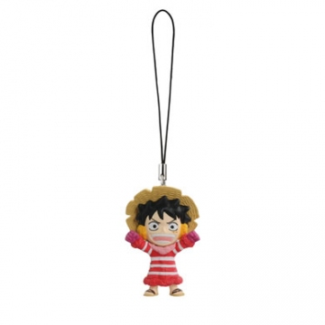 главная фотография One Piece Strap Punk Hazard: Monkey D. Luffy