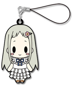 главная фотография AnoHana Rubber Strap Collection Vol.2: Honma Meiko