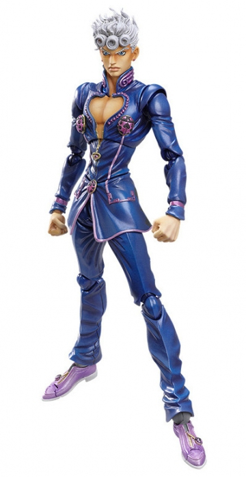 главная фотография Super Action Statue Giorno Giovanna 2013 Winter WF Ver.