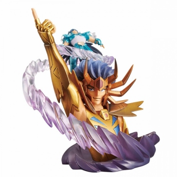 главная фотография Diorama Box Collection Saint Seiya ~Golden Zodiac Arc~: Cancer Deathmask