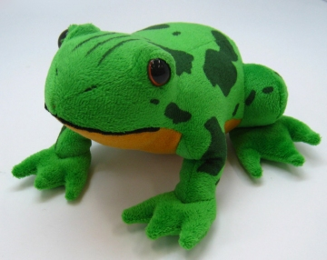 главная фотография Press It With Fist and It Will Cry Memetaa! Frog Plushie