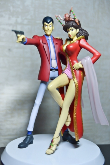 главная фотография Lupin III: Lupin the 3rd and Mine Fujiko