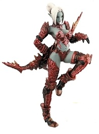 главная фотография SR Lineage II Figure Collection Ver.1: Dark Elf Draconic Lazer Armor ver.