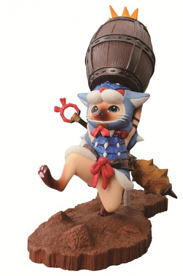 главная фотография Ichiban Kuji Monster Hunter Airou collection: Airou ver.5
