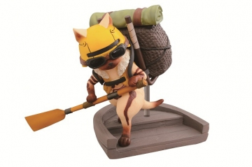 главная фотография Ichiban Kuji Monster Hunter Airou collection: Airou ver.7