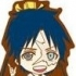 Magi Rubber Strap Collection: Hakuryuu Ren
