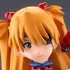 Capsule Q Fraulein Rebuild of Evangelion: Heroine Anthology 3: Asuka Langley