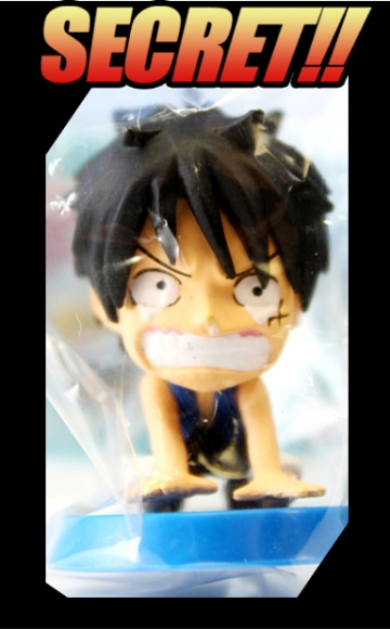 главная фотография Anime Heroes ONE PIECE vol.7 Sabaody Archipelago Arc: Luffy Secret Ver.