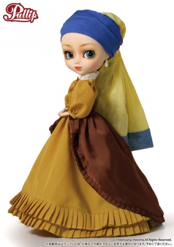 главная фотография Pullip Girl with a Pearl Earring