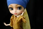 фотография Pullip Girl with a Pearl Earring