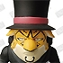Anime Heroes ONE PIECE Vol.5 Ennis Lobby Arc: Rob Lucci (Leopard)