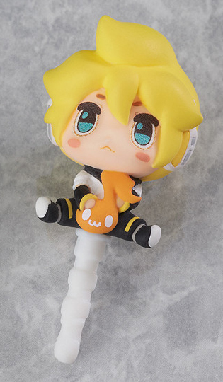 главная фотография Character Vocal Series: Earphone Jack Accessory: Kagamine Len Outa Ver.