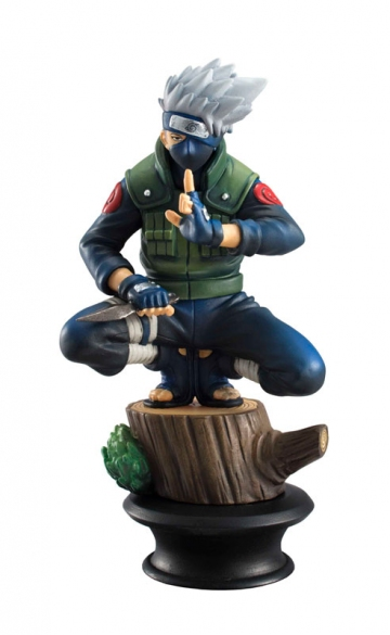 главная фотография Chess Piece Collection R Naruto Shippuden Vol.1: Kakashi Hatake