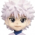 J Stars World Collectable Figure vol.3: Killua Zoldyck