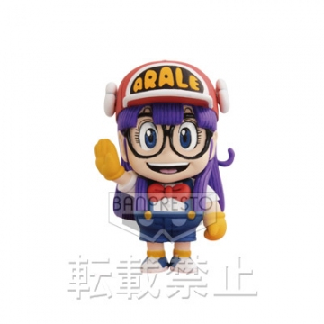 главная фотография J Stars World Collectable Figure vol.1: Norimaki Arale