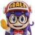 J Stars World Collectable Figure vol.1: Norimaki Arale