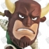 Anichara Heroes One Piece Vol. 13 Winter Island: Dalton Bison hybrid form ver.